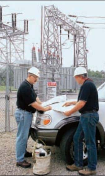 field crews is an important aspect of network management. Analytical software and other advanced applications are