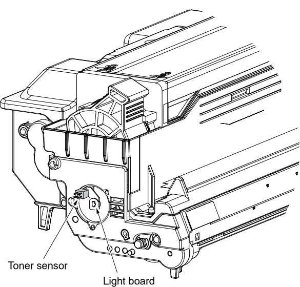 To ner sensor Light board