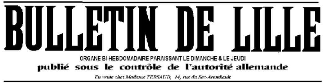 and the Online Distributed Proofreading Team at http://www.pgdp.net N° 136.Prix du Numéro: 0,05Jeudi 2 Mars 1916