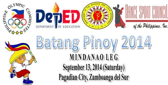 Date of Entry: School/Region/City Represented: Deadline of Entry: August 13, 2014 (Wed) MALE PARTNER FEMALE