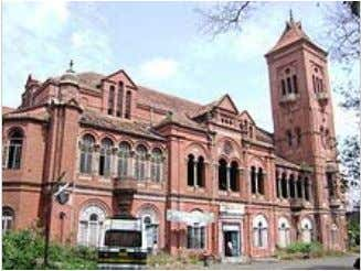 Victoria Public Hall, is a historical building in Chennai, named after Victoria, Empress of India.