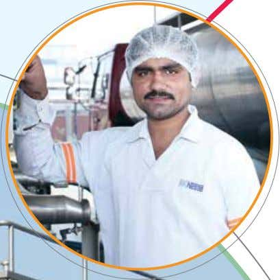 we further strengthened our distributor development by launching Customer Facing Supply Chain. 32 Management Report 2013