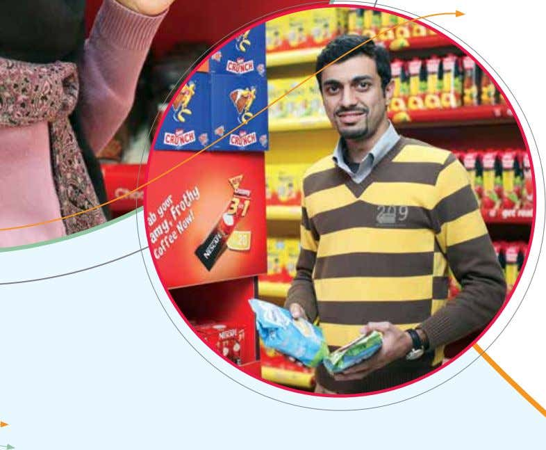 Sales With the attitude of being brilliant at the basics, the team took robust initiatives to