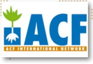 ACF - INTERNATIONAL NETWORK How to make waSH projectS SuStainable and SucceSSfully diSengage in vulnerable contextS