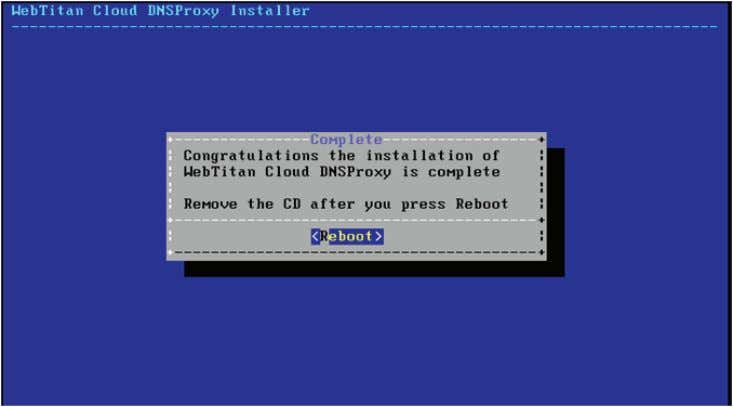 9 The installer will then proceed with installation of packages and perform some further installation tasks.