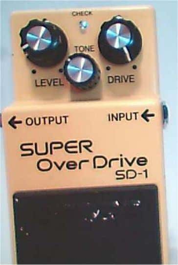 Tools: see 'items to purchase' For this demonstration, I'll use the sd-1 mod any pedal! but