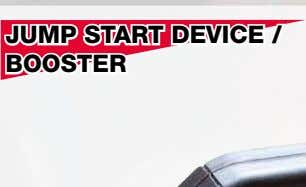 JUMP START DEVICE / BOOSTER Item 9613 389.95 EUR 12V 840A 2 5 0 0