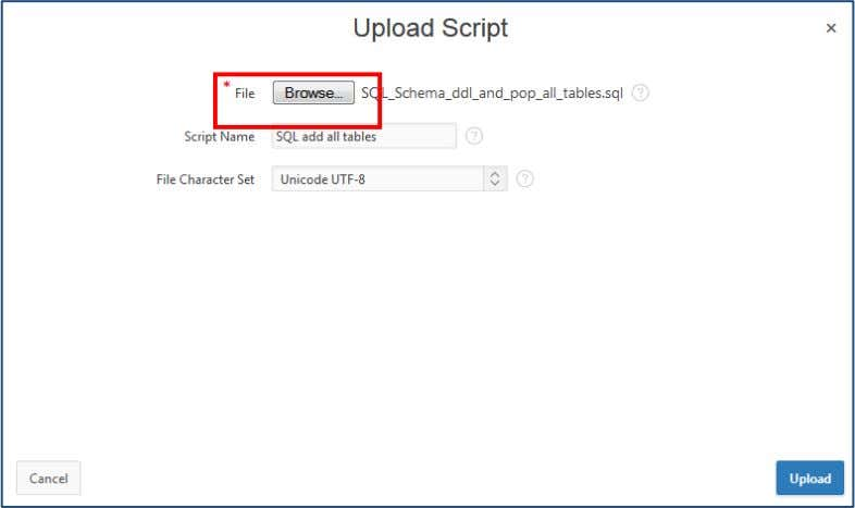 to the file you downloaded from iLearning in Step 1. 7. Add a Script Name -