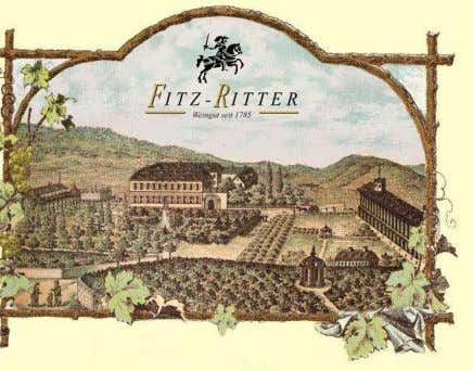 "German wine-growing region, the ""Pfalz"" (Palatinate). Picture taken from: www.fitz-ritter.de Johann is the new"