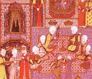 honor of Hulagu by his brother, Monkka Islamic miniature Pacaci & Aksoy : Music in the