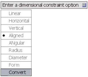 rather than it being the default behavior. Figure 31. DIMCONSTRAINT options When entering