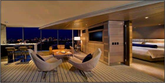 offered GSA for these 40 nights was $21,540. C ONCLUSION Luxury suites at Nevada's M Resort