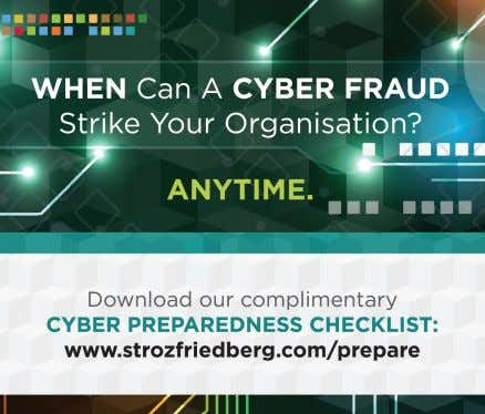 public filings, online requests for proposals and job Cyber fraud is a professional criminal enterprise that