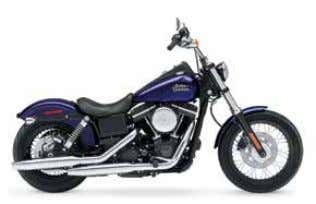 Fat Bob® A Beast with Big Power and Unmistakable Attitude FXDB Street Bob® A Minimalist Bobber,