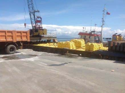 Dili Port CCT(Coffee factory) Gota (Water Company) Timor Block Building Industry Timor Gas ASZ