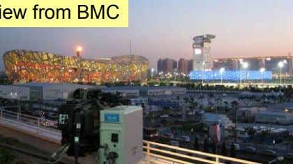 Results of 120 G @ Olympic View from BMC -28 Fluctuations < 2dB -29 -30 -31