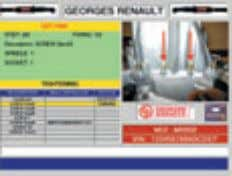 Controllers Flexibility Communication Process Management Traceability Common controller for hand held tools and
