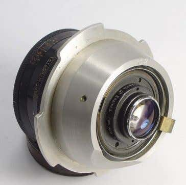 "Arri Std to PL adapter, note the ""finger"" to prevent the lens group from rotating last"