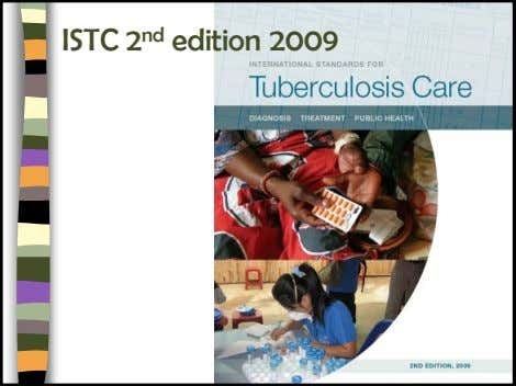 ISTC 2 nd edition 2009