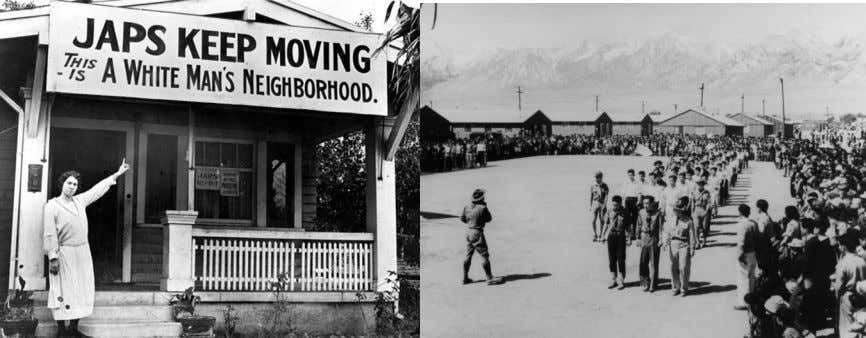 Name: ___________________________ Date: ________________ Period: ________ WebQuest: Internment of Japanese-Americans in World War II Instructions: Fill