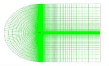 Engineering and Technology Vol. 2, Issue 7, July 2013 Fig. 6 Grid generated for CFD analysis
