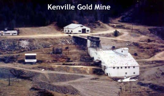 Kenville Gold Mine