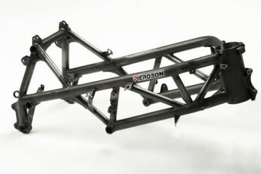 frame and a beam frame Master thesis 3.2.8. Trellis frame It uses many of the same