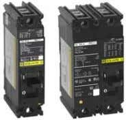 Molded Case Circuit Breakers FAL 1P FAL/FHL 2P 15–100 A 15–100 A FAL/FHL 3P F-Frame Thermal-Magnetic
