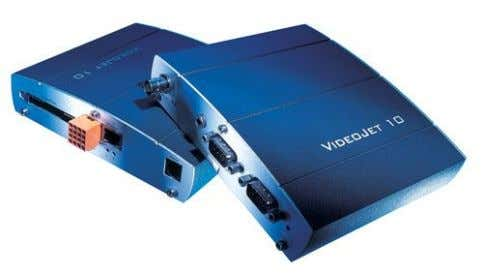 VideoJet 10 Single-channel MPEG-4 Video Encoder or Decoder The VideoJet 10 features high quality MPEG-4 video