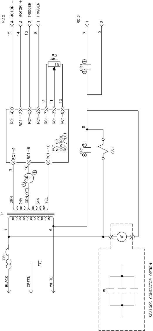 6. Electrical Diagram Figure 6-1. Circuit Diagram 206 578 OM-190 753 Page 6