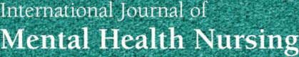 bs_bs_banner International Journal of Mental Health Nursing (2018) 27 , 61–71 doi: 10.1111/inm.12294 O RIGINAL A
