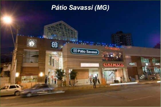 Pátio Savassi (MG)