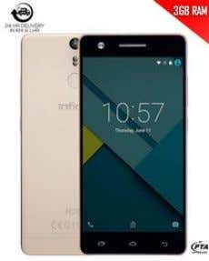 Hot 4 - X557 - 16GB - 2GB - Sandstone Black Rs. 12,599 Infinix Hot S