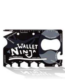 Stick With Bluetooth Shutter Rs. 449 Rs. 999 -55% (1) iGeek WNIJA18B - Wallet Ninja 18