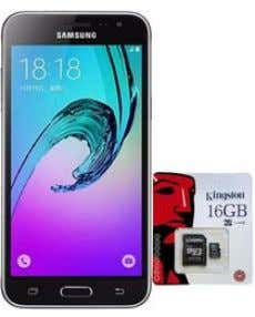 A… > Storage + Memory Card Storage: 16 GB… QMobile Samsung J320F - Galaxy J3 -