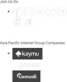 Join Us On Asia Pacific Internet Group Companies