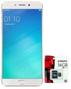 128 GB, > Processor + RAM: Dual-core 1.4 GHz C … Oppo F1s - 32 GB