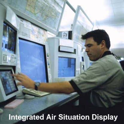 Integrated Air Situation Display