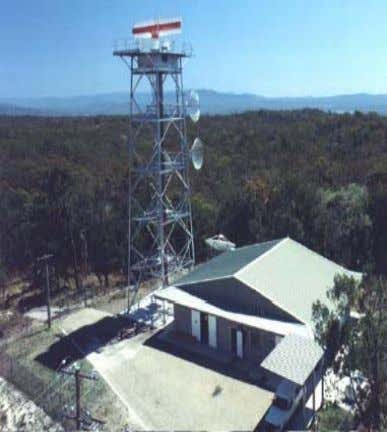 of an ADS-B ground station (a line of sight facility). In general, ADS-B services and procedures