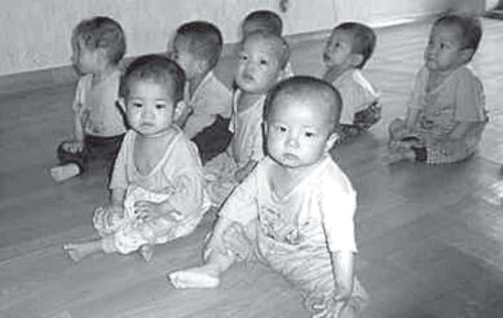 Food crisis in North Korea, millions hungry NORTH KOREA, July 31, 2008—At least 6.4 million