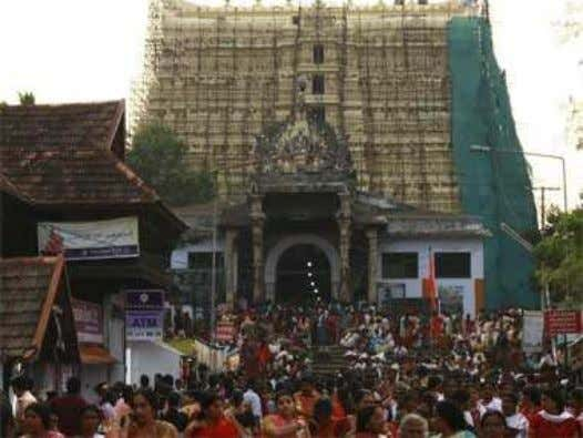 "more than 80% of the incomes of major temples is used for ""secular"" causes rather than"