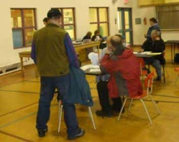 Sixty-eight community members attended an Open House held on November 6, 2007 to learn about
