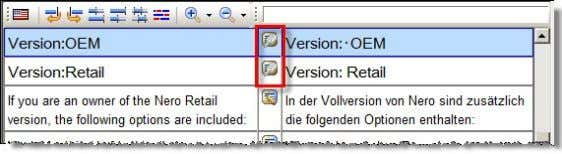 "editing state ""Machine translated"" in crossDesk ( ): What's New in Across v5.0 SP1? Status: September"