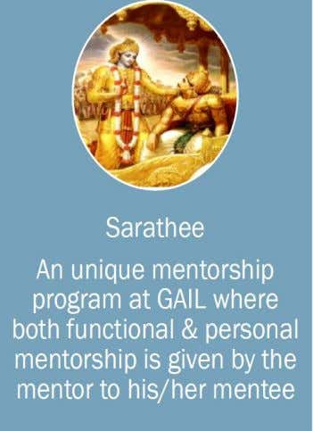 5 SARATHEE: Mentoring System Number of Trained mentors in GAIL - 157