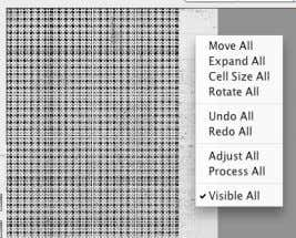 """Move All"" Created Grids are not aligned to the image. To adjust overall position. Use visible"