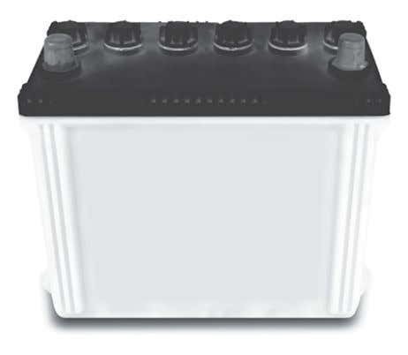 the ACDelco LMA battery advantage ACDelco Low Maintenance Accessible Battery (LMA) Conventional Battery - Other Brands