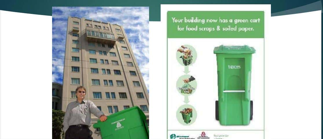 Strategies to Tackle Apartment Building Composting