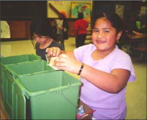 >100 Schools Have Food Composting & Recycling Programs