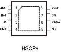 Package Output Commercial Code Current SO8 3A ST1S40IDR SO8-BW 3A ST1S40IPHR DFN4x4 –
