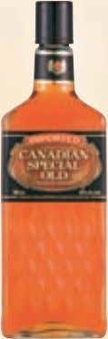 Canadian Whisky CANADIAN SPECIAL OLD 0,70 L 36 36 36 49 49 49 Whiskey JACK